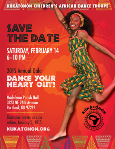 Kukatonon 2015 Gala Save the Date 11_19.indd