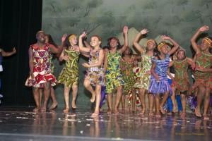 Kukatonon Dance Troupe-